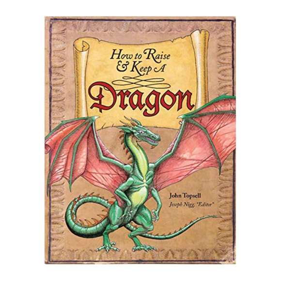 How to Raise and Keep a Dragon Hardcover